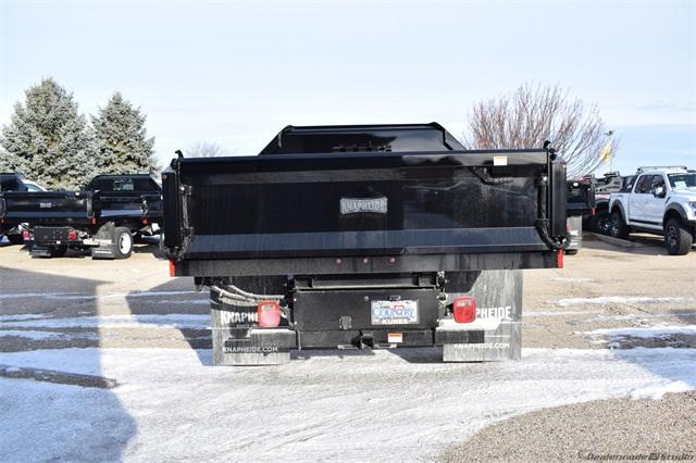2020 Ford F-450 Regular Cab DRW 4x4, Knapheide Drop Side Dump Body #FT14565 - photo 4
