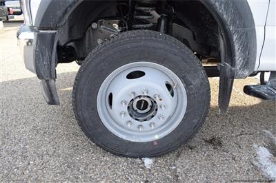 2020 Ford F-450 Regular Cab DRW 4x4, Knapheide Drop Side Dump Body #FT14565 - photo 7