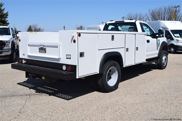 2020 Ford F-600 Regular Cab DRW 4x4, Monroe Service Body #FT14640 - photo 1