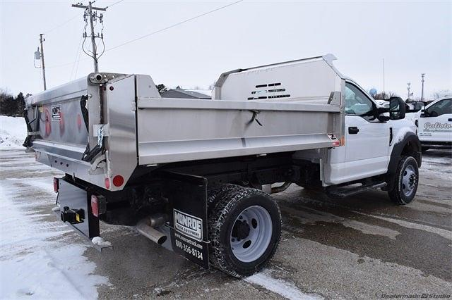 2021 Ford F-450 Regular Cab DRW 4x4, Monroe Dump Body #FT14737 - photo 1