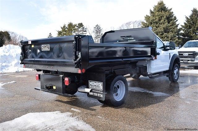 2021 Ford F-450 Regular Cab DRW 4x4, Monroe Dump Body #FT14739 - photo 1