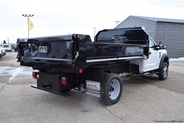 2020 Ford F-550 Regular Cab DRW 4x4, Monroe Dump Body #FT14754 - photo 1