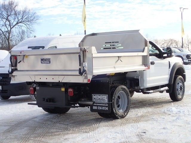 2020 Ford F-600 Regular Cab DRW 4x4, Dump Body #FT15121 - photo 1