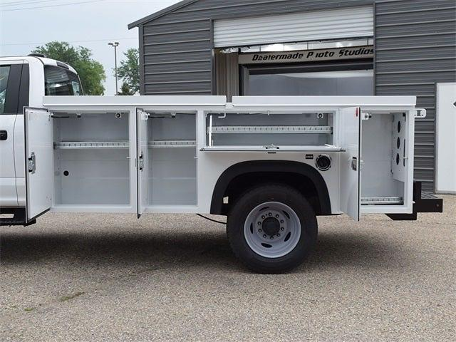 2021 F-600 Regular Cab DRW 4x4,  Monroe Truck Equipment MSS II Service Body #FT15126 - photo 12