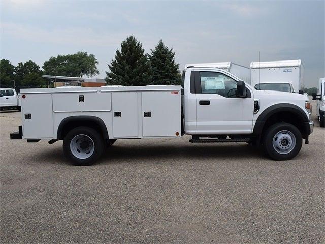 2021 F-600 Regular Cab DRW 4x4,  Monroe Truck Equipment MSS II Service Body #FT15126 - photo 3