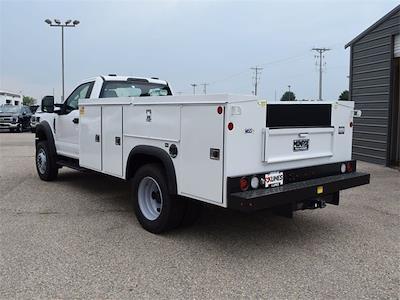 2021 F-600 Regular Cab DRW 4x4,  Monroe Truck Equipment MSS II Service Body #FT15126 - photo 6
