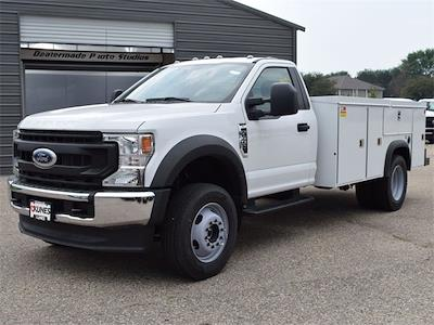 2021 F-600 Regular Cab DRW 4x4,  Monroe Truck Equipment MSS II Service Body #FT15126 - photo 7