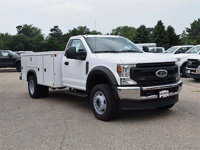2021 F-600 Regular Cab DRW 4x4,  Monroe Truck Equipment MSS II Service Body #FT15126 - photo 4