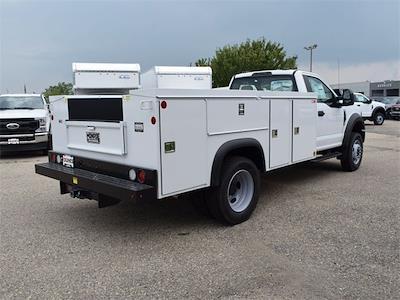 2021 F-600 Regular Cab DRW 4x4,  Monroe Truck Equipment MSS II Service Body #FT15126 - photo 2