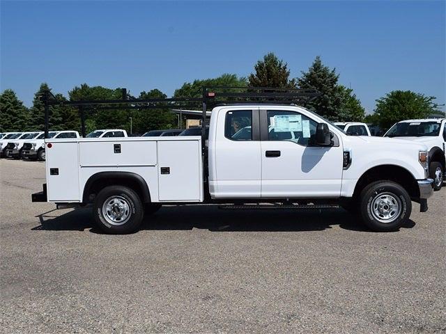 2021 F-250 Super Cab 4x4,  Monroe Truck Equipment MSS II Service Body #FT15163 - photo 3
