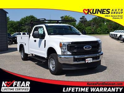 2021 F-250 Super Cab 4x4,  Monroe Truck Equipment MSS II Service Body #FT15163 - photo 24