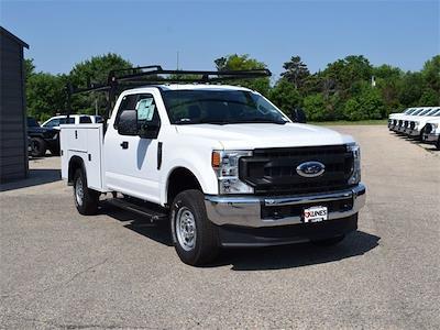 2021 F-250 Super Cab 4x4,  Monroe Truck Equipment MSS II Service Body #FT15163 - photo 4