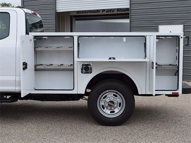 2021 F-350 Super Cab 4x4,  Knapheide Aluminum Service Body #FT15272 - photo 12