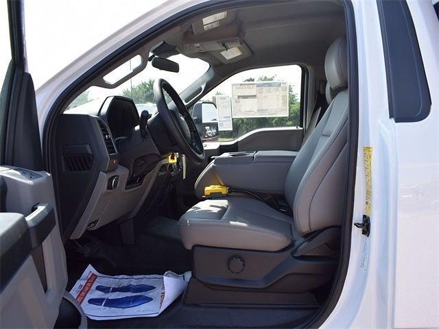 2021 F-600 Regular Cab DRW 4x4,  Crysteel E-Tipper Dump Body #FT15322 - photo 13