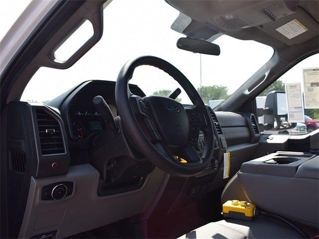 2021 F-600 Regular Cab DRW 4x4,  Crysteel E-Tipper Dump Body #FT15322 - photo 16
