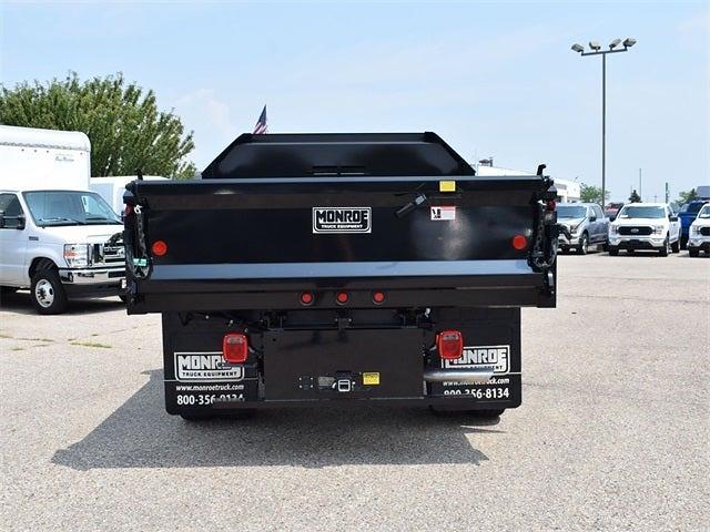 2021 F-350 Super Cab DRW 4x4,  Crysteel E-Tipper Dump Body #FT15337 - photo 4
