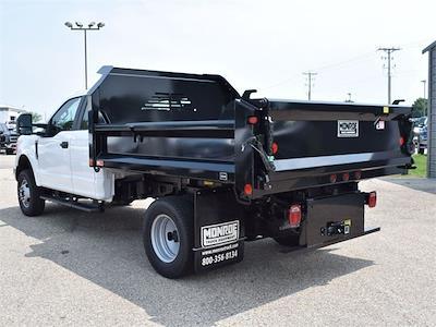 2021 F-350 Super Cab DRW 4x4,  Crysteel E-Tipper Dump Body #FT15337 - photo 5