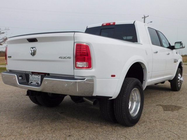 2018 Ram 3500 Mega Cab DRW 4x4,  Pickup #DT02757 - photo 2