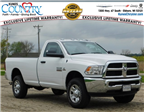 2018 Ram 2500 Regular Cab 4x4,  Pickup #DT02843 - photo 1