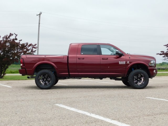 2018 Ram 2500 Mega Cab 4x4,  Pickup #DT02931 - photo 3