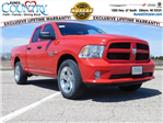 2018 Ram 1500 Quad Cab 4x4,  Pickup #DT03069 - photo 1