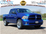 2018 Ram 1500 Quad Cab 4x4,  Pickup #DT03092 - photo 1