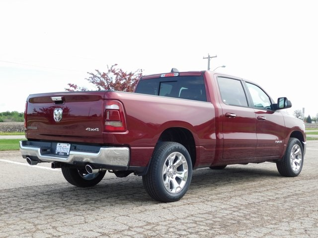 2019 Ram 1500 Crew Cab 4x4,  Pickup #DT03095 - photo 2