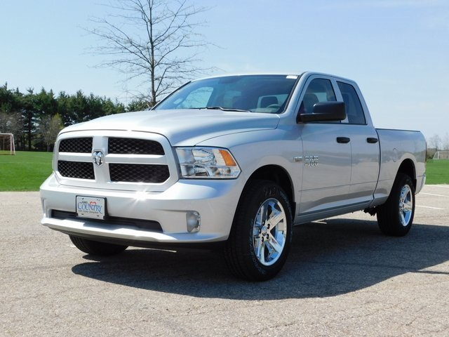 2018 Ram 1500 Quad Cab 4x4,  Pickup #DT03101 - photo 9