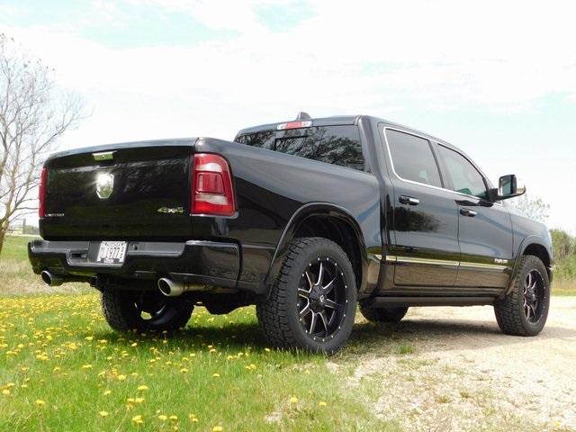 2019 Ram 1500 Crew Cab 4x4,  Pickup #DT03107 - photo 2