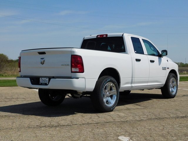 2018 Ram 1500 Quad Cab 4x4,  Pickup #DT03109 - photo 2