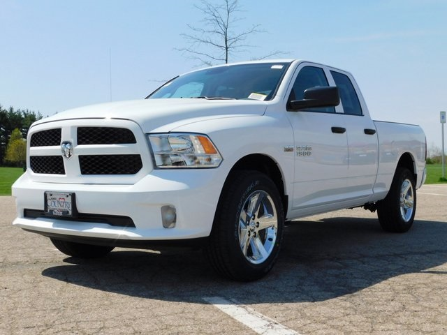 2018 Ram 1500 Quad Cab 4x4,  Pickup #DT03109 - photo 9