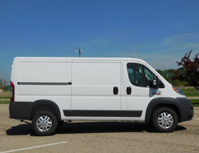 2018 ProMaster 1500 Standard Roof 4x2,  Empty Cargo Van #DT03133 - photo 3