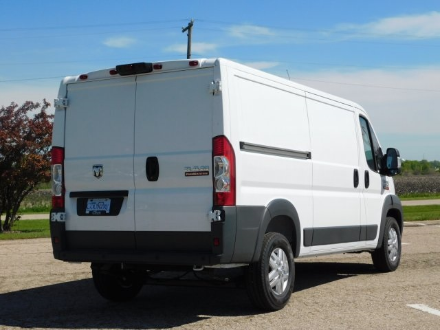 2018 ProMaster 1500 Standard Roof FWD,  Empty Cargo Van #DT03133 - photo 8