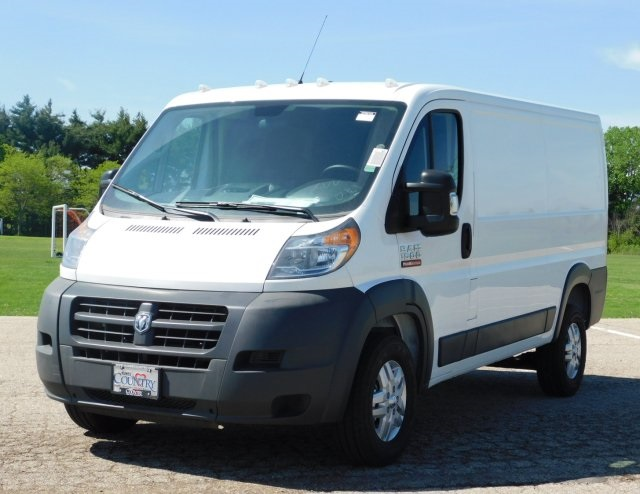 2018 ProMaster 1500 Standard Roof 4x2,  Empty Cargo Van #DT03133 - photo 10