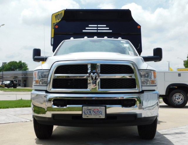 2018 Ram 3500 Regular Cab DRW 4x4,  Monroe Dump Body #DT03183 - photo 11