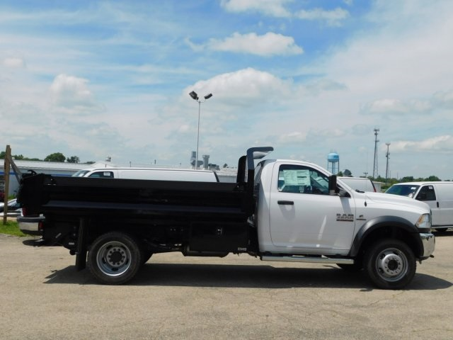 2018 Ram 4500 Regular Cab DRW 4x4,  Dump Body #DT03214 - photo 3
