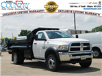 2018 Ram 4500 Regular Cab DRW 4x4,  Dump Body #DT03214 - photo 1
