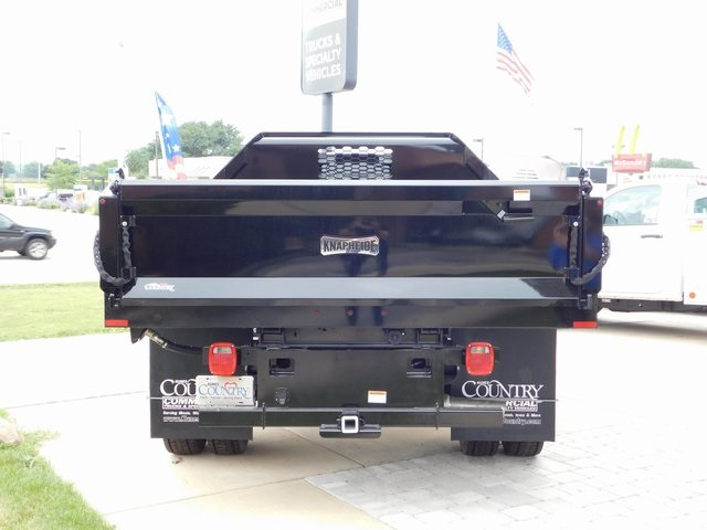 2018 Ram 5500 Crew Cab DRW 4x4,  Knapheide Dump Body #DT03215 - photo 2