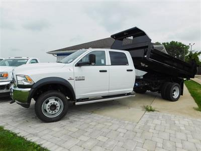 2018 Ram 5500 Crew Cab DRW 4x4,  Knapheide Drop Side Dump Body #DT03215 - photo 19