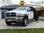 2018 Ram 5500 Crew Cab DRW 4x4,  Knapheide Dump Body #DT03215 - photo 1