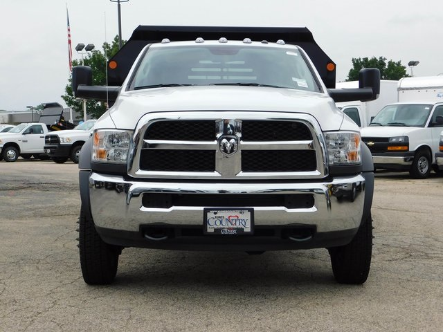 2018 Ram 4500 Regular Cab DRW 4x4,  Monroe Dump Body #DT03241 - photo 9