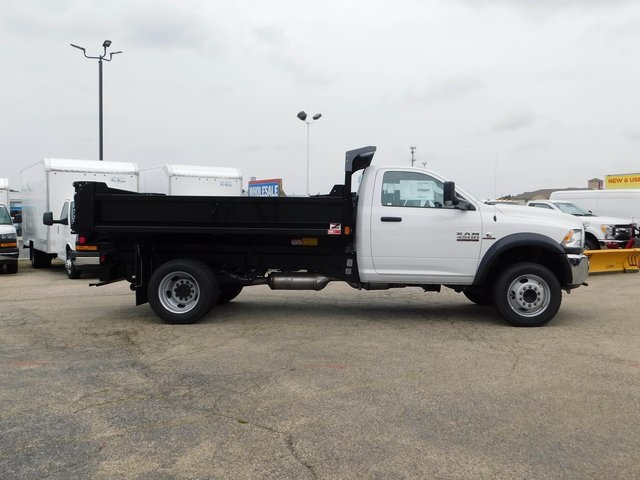 2018 Ram 4500 Regular Cab DRW 4x4,  Monroe Dump Body #DT03241 - photo 3