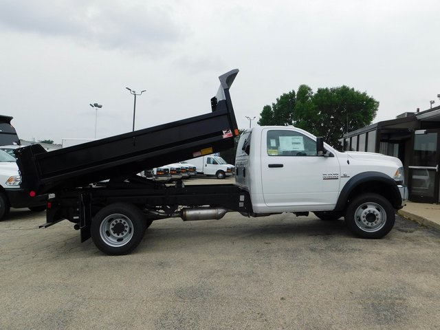 2018 Ram 4500 Regular Cab DRW 4x4,  Monroe Dump Body #DT03241 - photo 22