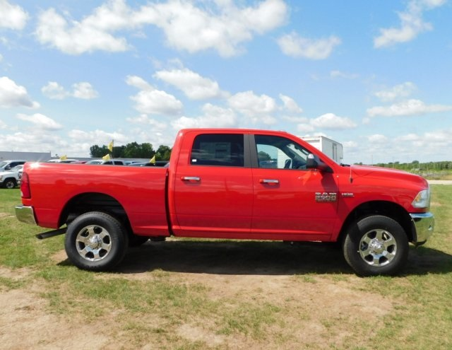 2018 Ram 2500 Crew Cab 4x4,  Pickup #DT03275 - photo 3