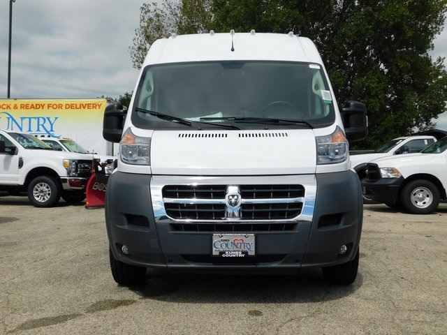 2018 ProMaster 2500 High Roof FWD,  Empty Cargo Van #DT03338 - photo 10
