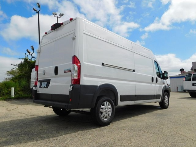 2018 ProMaster 2500 High Roof FWD,  Empty Cargo Van #DT03338 - photo 7