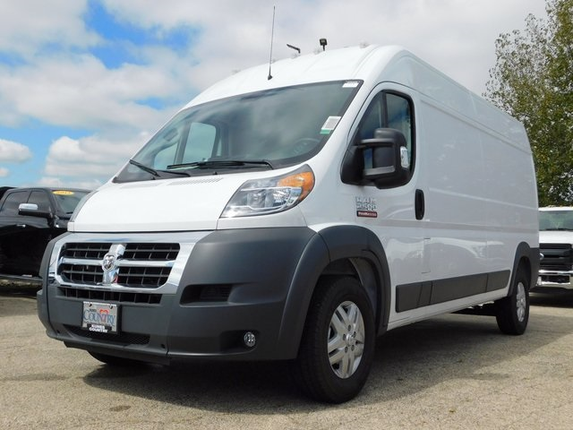 2018 ProMaster 2500 High Roof FWD,  Empty Cargo Van #DT03338 - photo 9