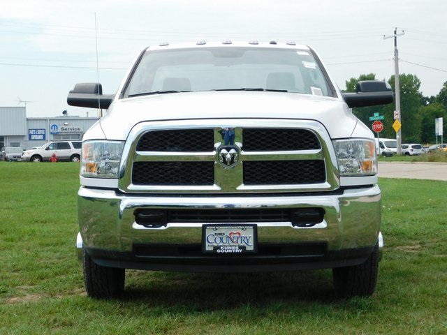 2018 Ram 3500 Regular Cab DRW 4x4,  Monroe Service Body #DT03339 - photo 10