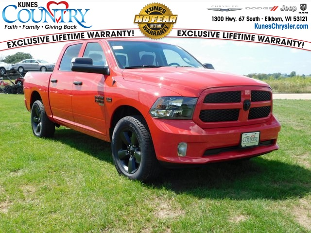 2019 Ram 1500 Crew Cab 4x4,  Pickup #DT03368 - photo 1