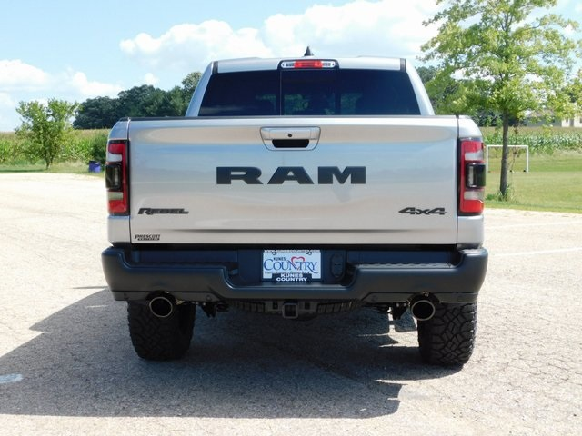 2019 Ram 1500 Crew Cab 4x4,  Pickup #DT03372 - photo 8